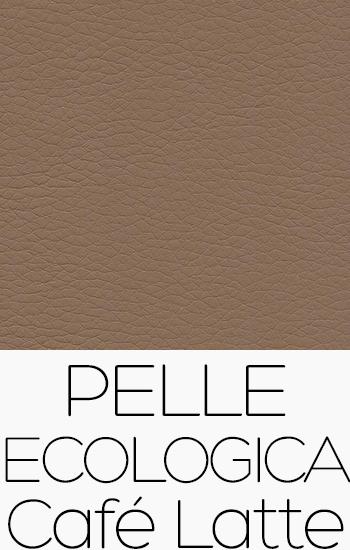 Tissu Pelle Ecologica cafe-latte