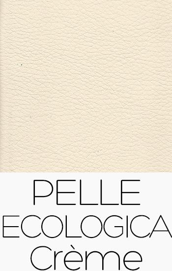 Tissu Pelle Ecologica creme