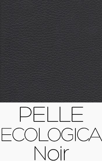 Tissu Pelle Ecologica noir