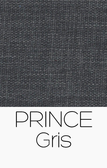 Tissu Prince gris