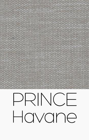 Tissu Prince havane