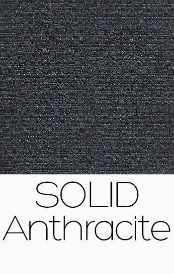 Tissu Solid anthracite