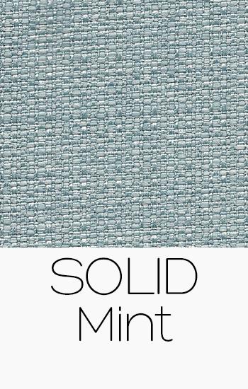 Tissu Solid mint