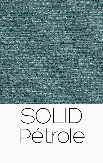 Tissu Solid petrole