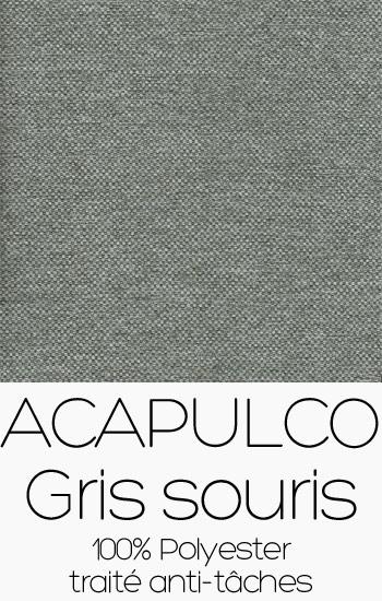Acapulco Gris souris