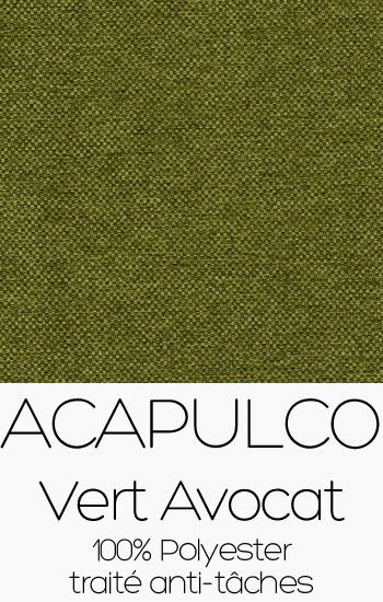 Acapulco Vert Avocat