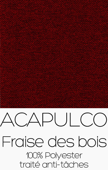 Acapulco Fraise des bois