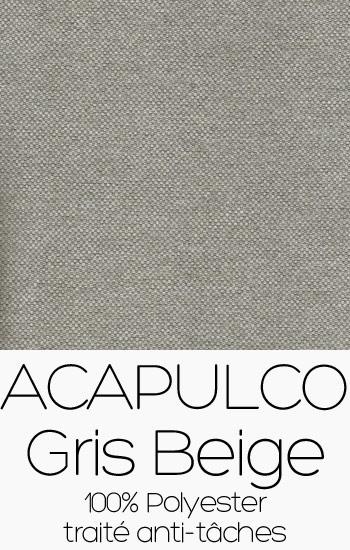 Acapulco Gris beige