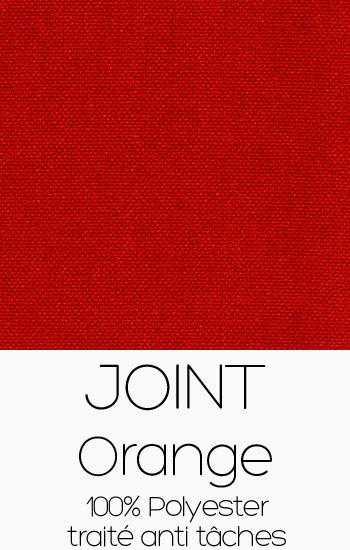 Tissu Joint Orange