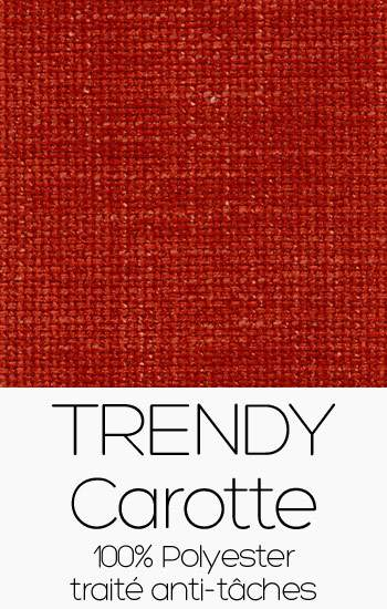 Trendy 6 Carotte