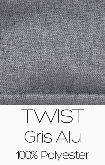 Twist Gris Alu