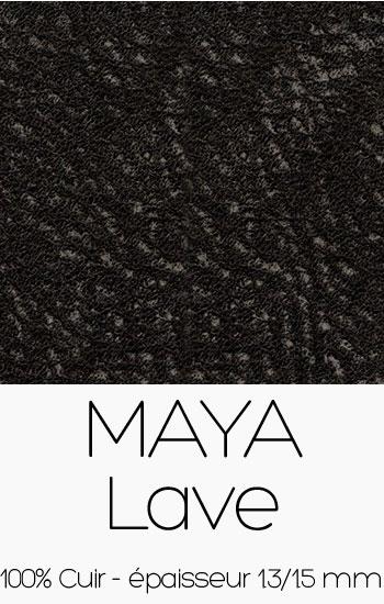 Cuir Maya Lave