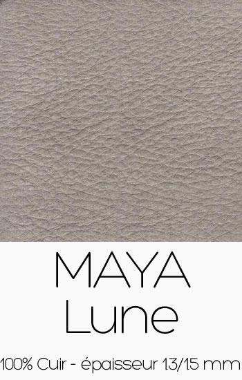 Cuir Maya Lune