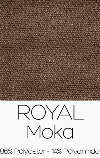 Tissu Royal Moka