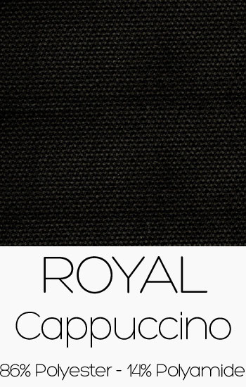 Tissu Royal Cappuccino