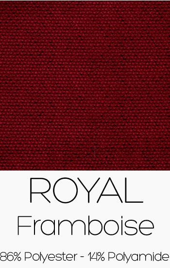 Tissu Royal Framboise