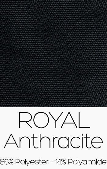 Tissu Royal Anthracite