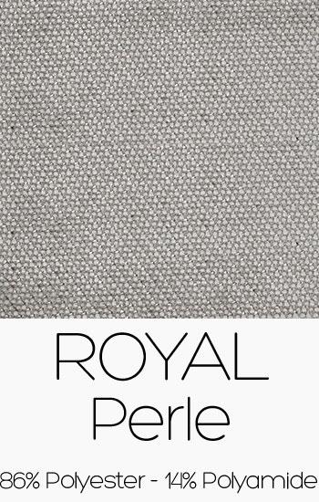 Tissu Royal Perle
