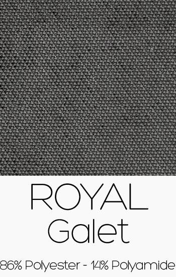Tissu Royal Galet