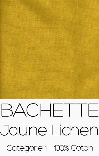 Bachette Jaune Lichen