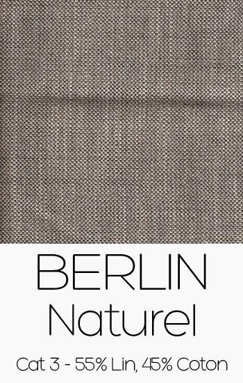 Tissu Berlin Taupe