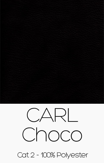 Carl choco aspect cuir