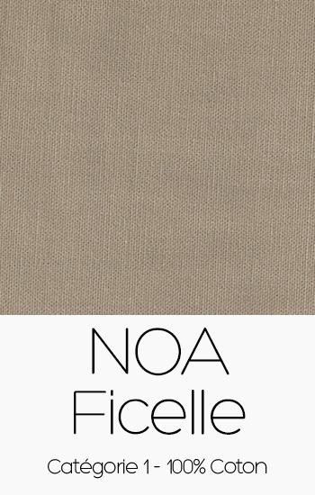 Tissu Noa Ficelle
