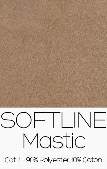 Tissu Softline Mastic