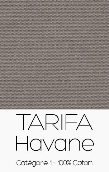 Tissu Tarifa Havane