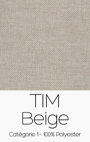Tissu Tim Beige