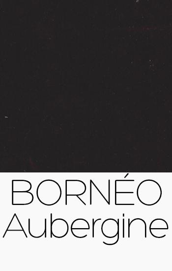 Bornéo Aubergine