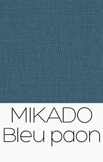 Mikado Bleu Paon