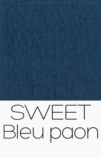 Sweet Bleu Paon