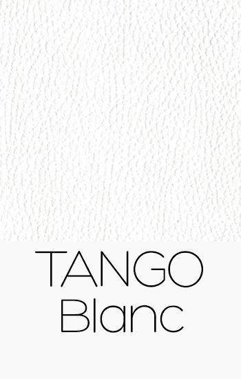 Cuir Tango Blanc