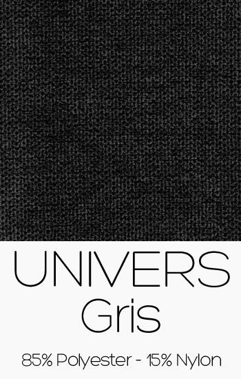 Tissu Univers Gris