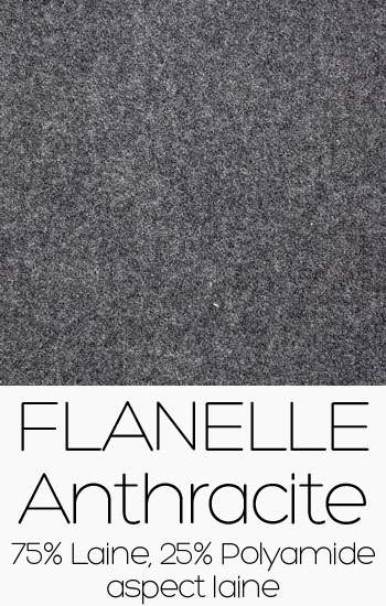 Flanelle Anthracite