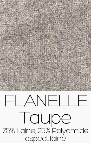 Flanelle Taupe