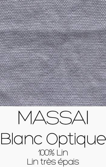 Massaï Blanc Optique