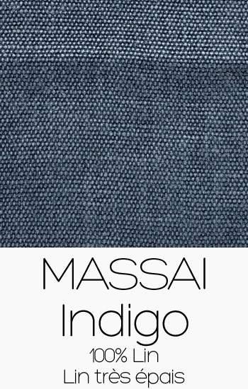Massaï Indigo