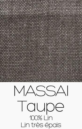 Massaï Taupe