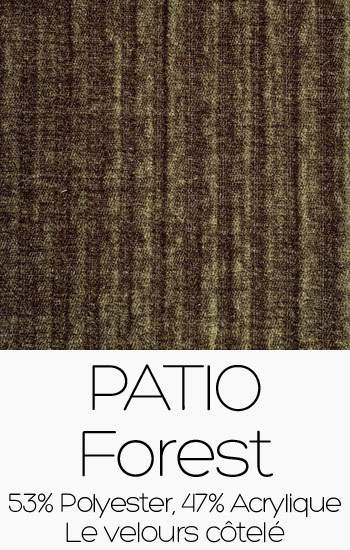 Patio Forest