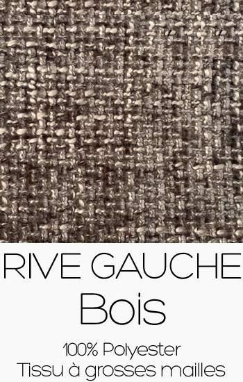 Rive Gauche bois