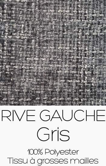 Rive Gauche gris