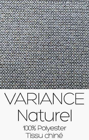 Variance Naturel
