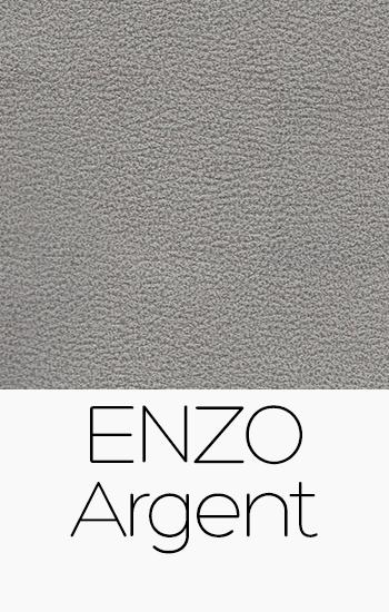 Tissu Enzo Argent