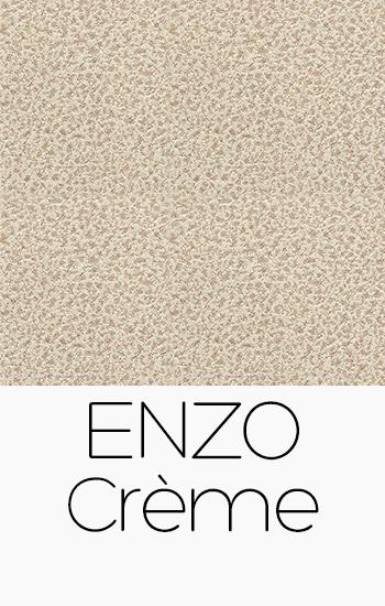 Tissu Enzo Crème