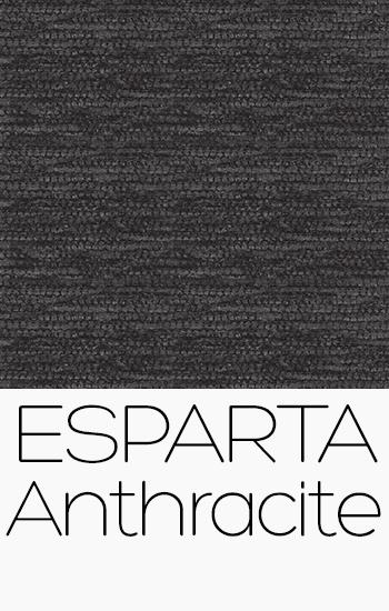 Tissu Esparta Anthracite