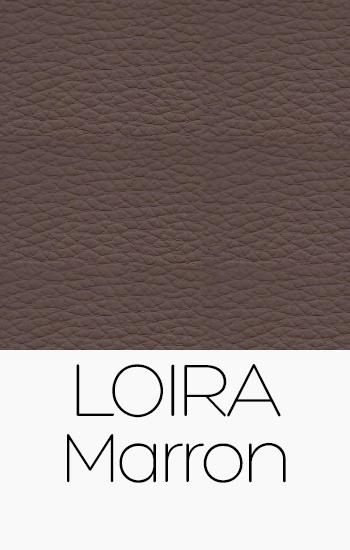 Tissu Loira Marron