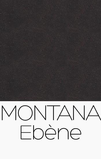 Tissu Montana Ebène