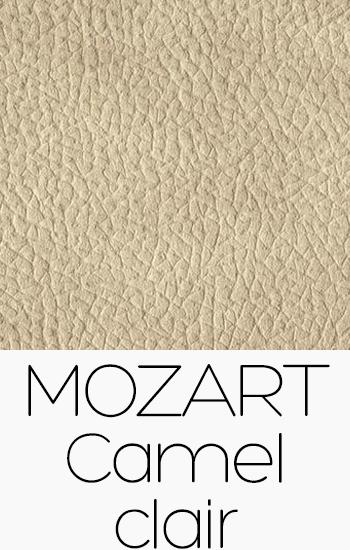 Tissu Mozart Camel clair